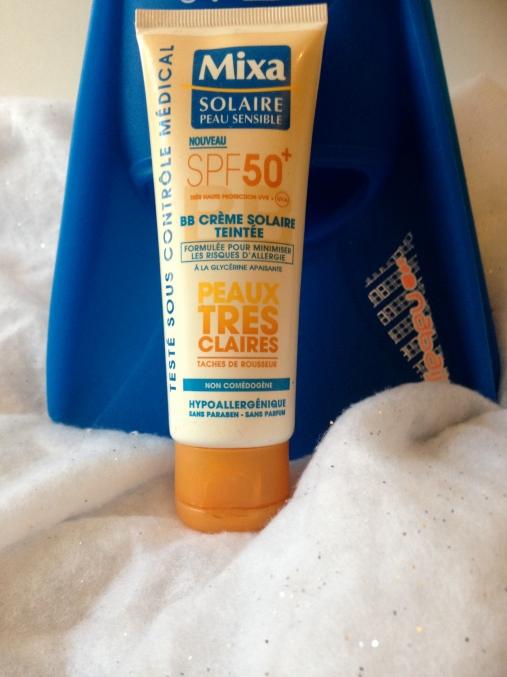 bb crème solaire