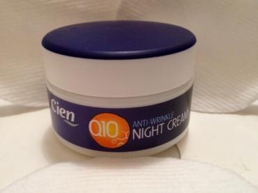 crème Cien nuit Q10