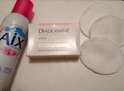 savon dermatologique diadermine
