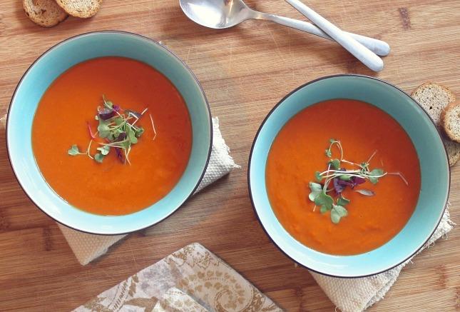gazpacho:soupe froide